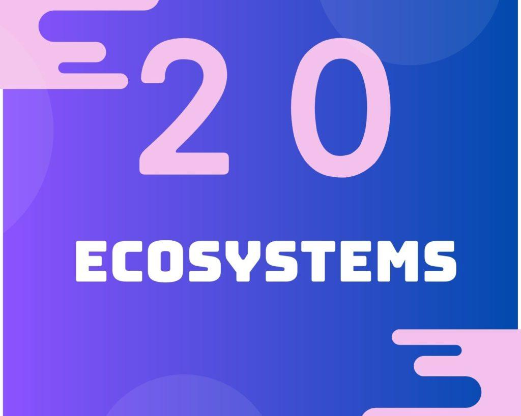 20 Ecosystems